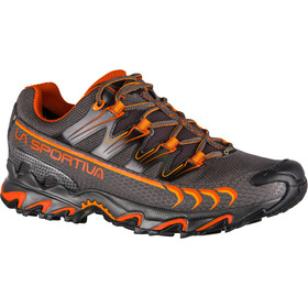 La Sportiva Ultra Raptor GTX Running Shoes Men Carbon/Pumpkin